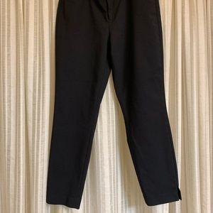 Ivanka trump brand black sz 8  dress pants